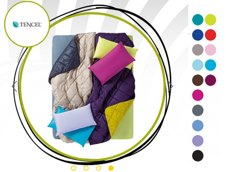 Mash Cubrecolchón Impermeable Mash Tencel Colores