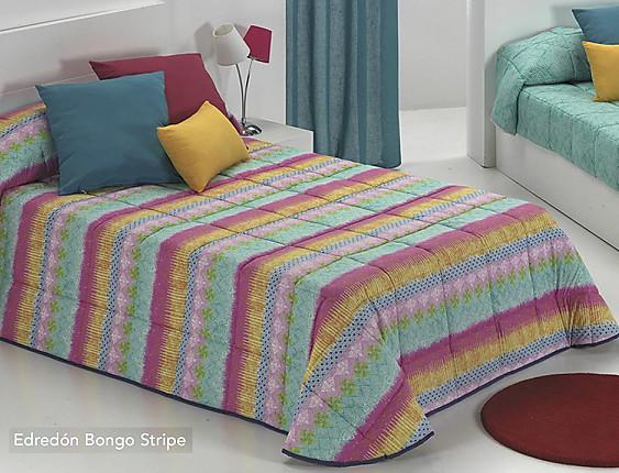 Cañete - Edredón Conforter Bongo Stripe