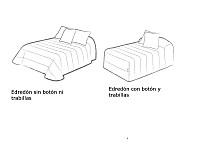 Edredón Conforter Bongo Stripe