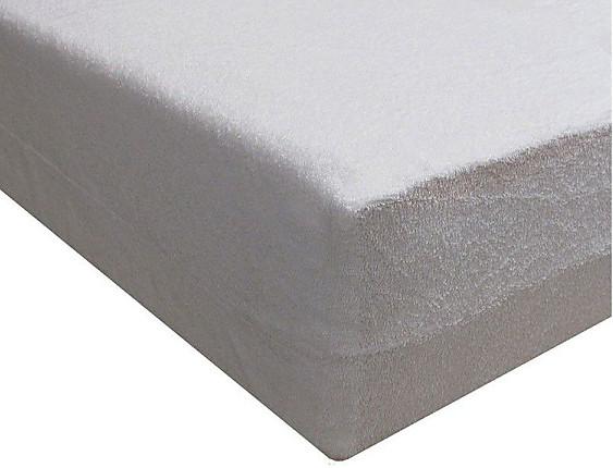 Mash - Funda de colchón 100% algodón Mash Rizo altura 25cm