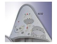 Capa de baño Gamberritos 9232