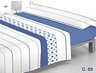 Juego de cama Froid