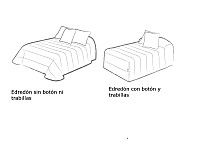 Edredón Conforter Jacquard Valenza