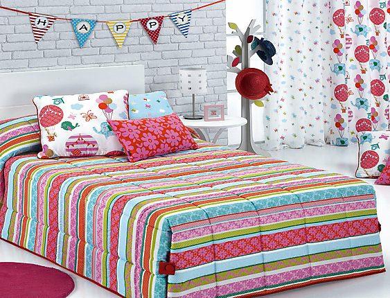 Cañete - Edredón Conforter Globe Stripe
