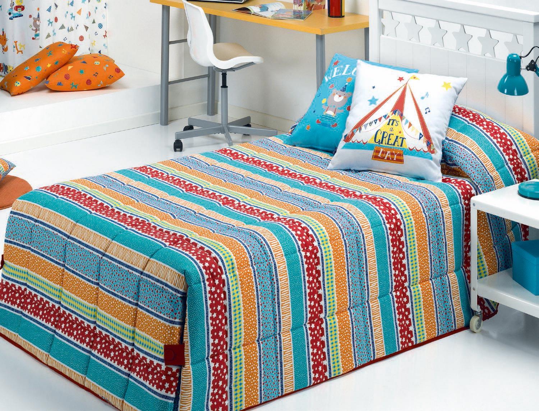Cañete Edredón Conforter Circus Stripe