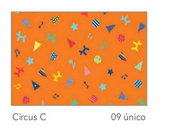 Cañete - Cortina con ollaos Circus C