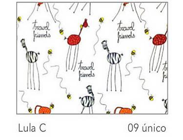 Cañete - Cortina con ollaos Lula C