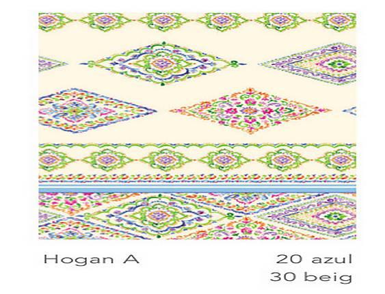 Cañete - Tejido Hogan A
