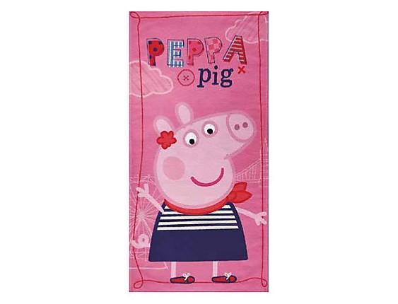 Textil Tarragó - Toalla de playa Peppa Pig