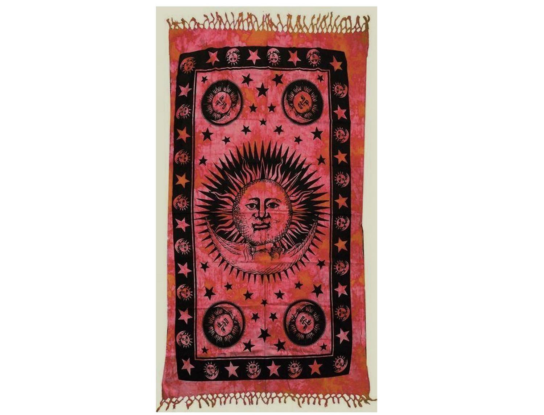 Textil Tarragó Fouta estampado Astros