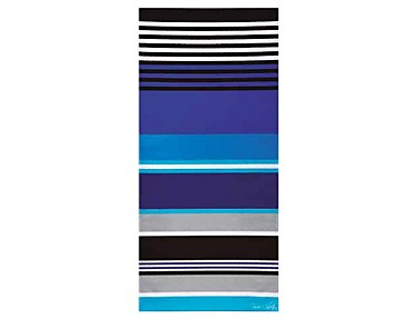 Textil Tarragó - Toalla de playa Low Rayas
