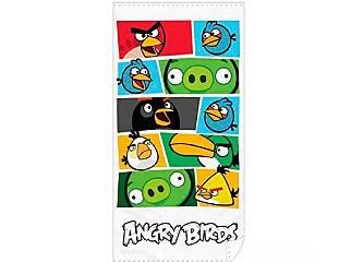 Nuestros Productos - Toalla de playa Angry Birds