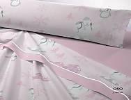 Juego de cama de invierno Coralina Oso