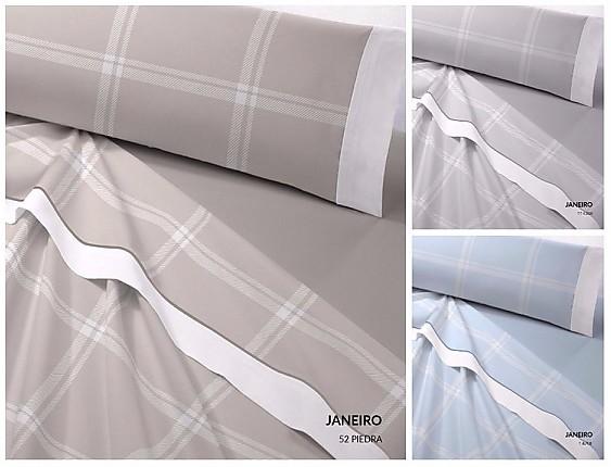 Catotex - Juego de cama franela D´Art Janeiro