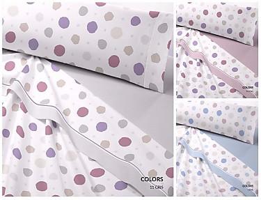 Catotex - Juego de cama de invierno térmica Colors