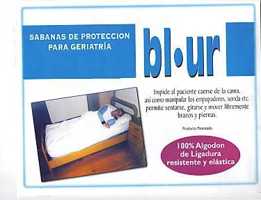 Blur - Sabana de seguridad Geriatria ajustable Adulto