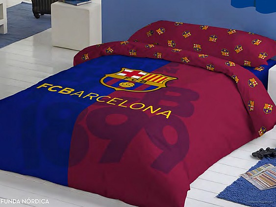Euromoda - Funda nórdica FC Barcelona