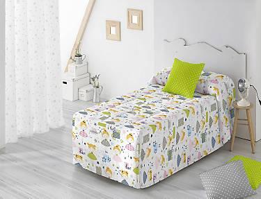 Barbadella Home - Edredón Conforter Fawn