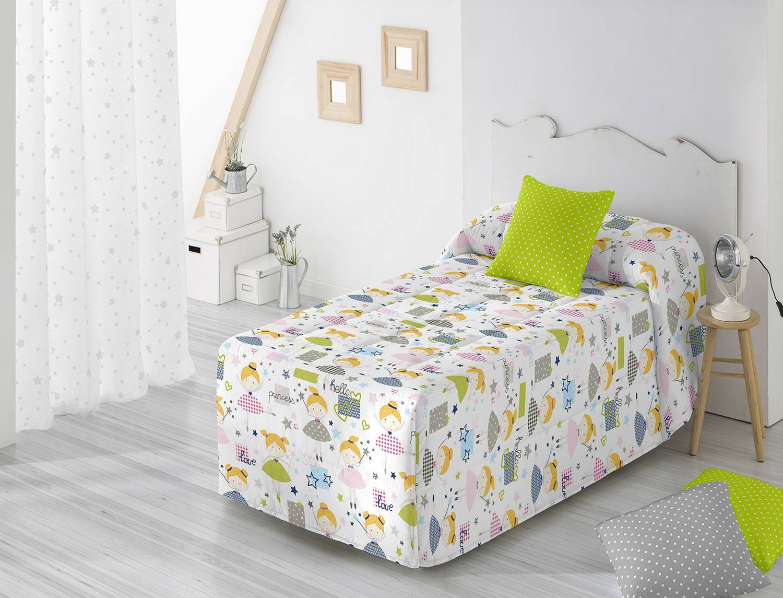 Barbadella Home Edredón Conforter Fawn