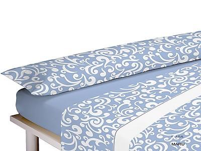 Catotex - Juego de cama de invierno Coralina Maru