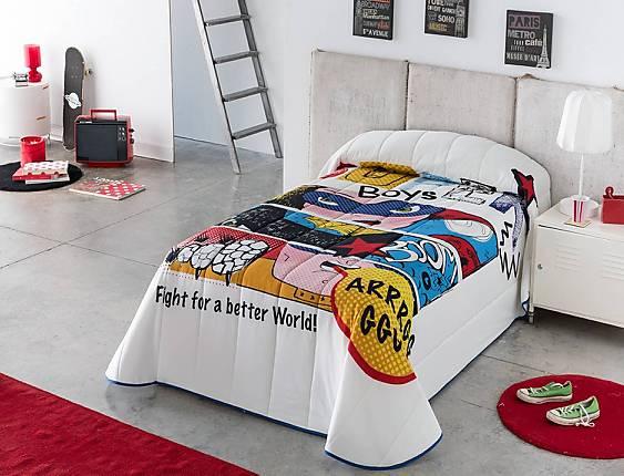 Confecciones Paula - Bouti 100% Algodón Comic
