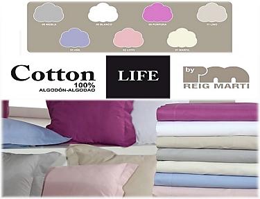 Reig Marti - Juego de cama Cottonlife 100% algodón