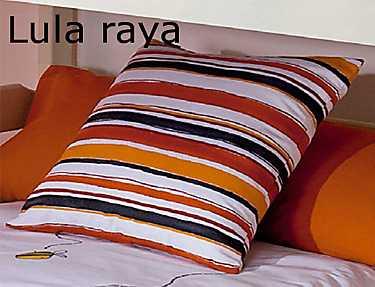 Cañete - Cojín Lula Raya