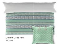 Colcha Capa Pira + funda de cojín