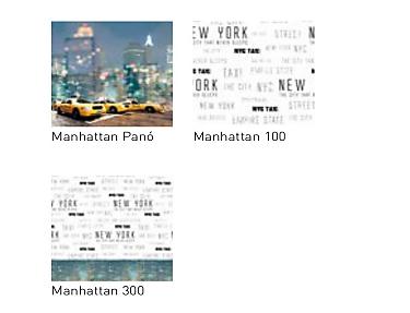 JVR - Tejidos coordinados Manhattan