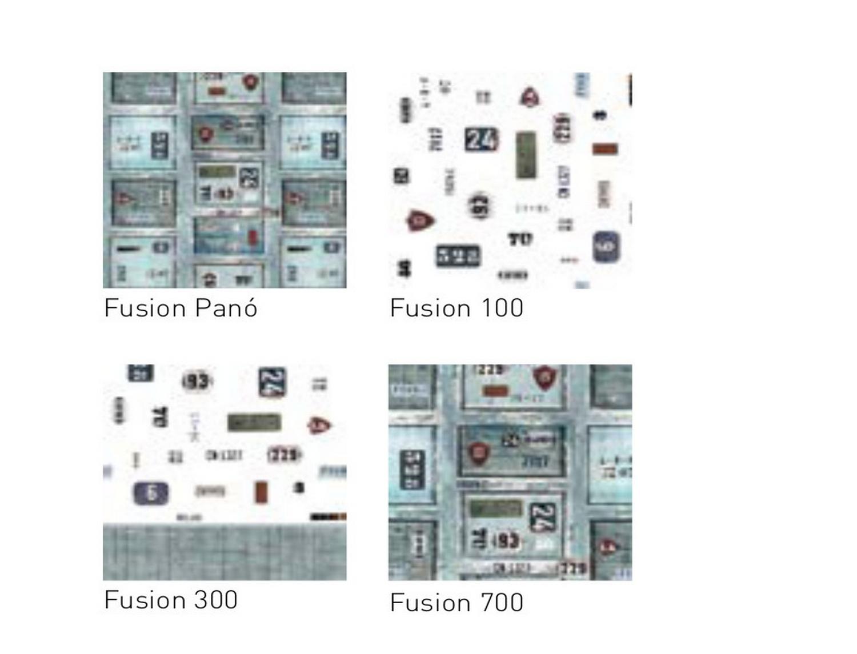 JVR Tejidos coordinados Fusion