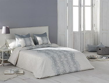 JVR - Funda nórdica Jacquard Chantilly