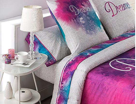 JVR - Juego de cama 100% algodón Dreamer
