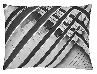 Euromoda - Cojín reversible Seattle 30x50