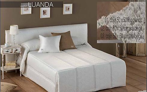 Orian - Colcha edredón Piqué Luanda
