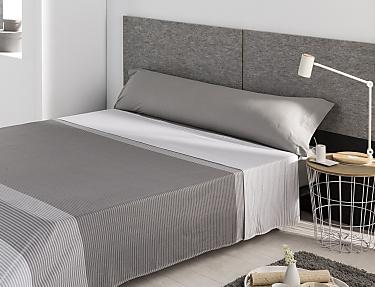 Sansa - Juego de cama 100% Algodón Porto