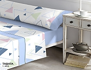 Juego de cama franela D´Art Tabata