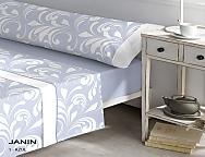 Juego de cama franela D´Art Janin
