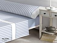 Juego de cama franela D´Art Alek