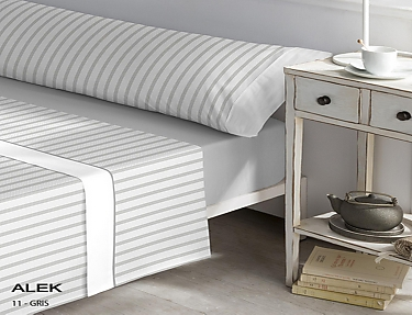 Catotex - Juego de cama franela D Art Alek