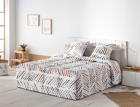 Confecciones Paula - Edredón Conforter 100% Algodón Tokio