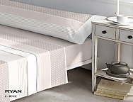 Juego de cama franela D´Art Ryan