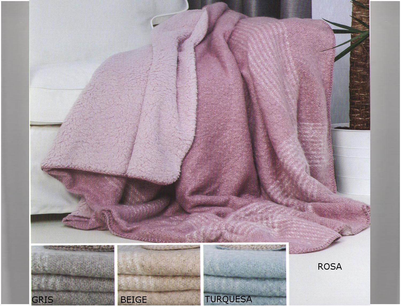 Nuestros Productos Plaid manta de sofá Lusena