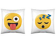 Cojín reversible Emoji 5