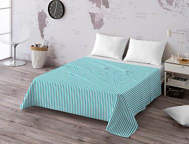 Euromoda - Juego de cama 100% algodón Pop Art