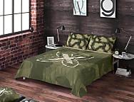Juego de cama 100% algodón Ares