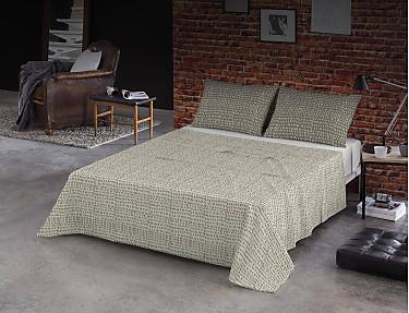 Euromoda - Juego de cama 100% algodón Osaka de Munich