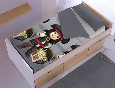 Denisa Home - Saco nórdico cuna Pirata