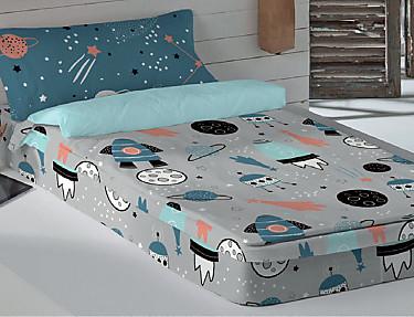 Euromoda Iceberg - Saco nórdico 100% algodón Cosmic
