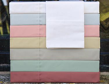 Cañete - Bajera ajustable Lisos Algodón Percal 200 hilos Medida Personalizada