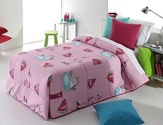 Reig Marti - Conforter tipo 02 Unicornios Pink